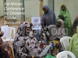 1st Conference for Fistula Women